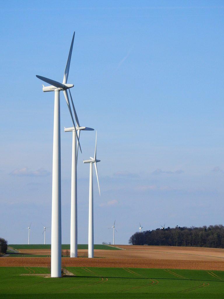windmolen klimaat